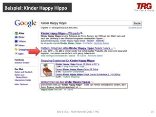 Wir wollen den Happy Hippo Snack zurück!