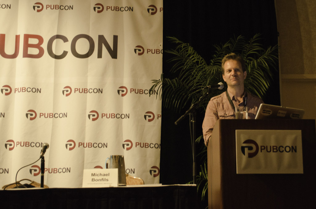 PubCon Speaker Michael Bonfils (International Managing Director SEM International)