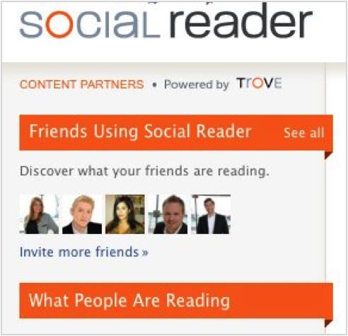 Washington Post SocialReader