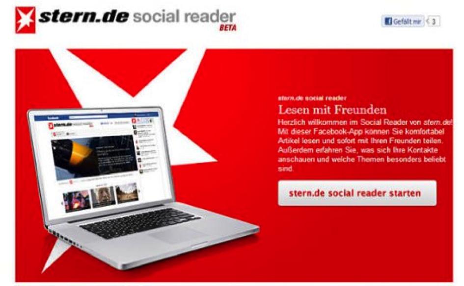 Stern Social Reader
