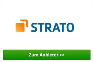 Strato Webhosting Anbieter