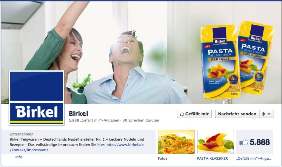Birkel Facebook Header Grafik