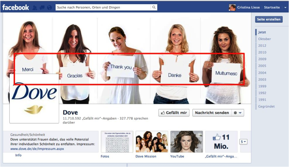 Global Page Dove