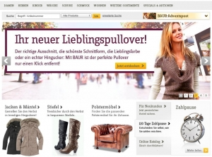baur.de - Startseite
