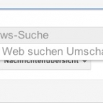 Artikelbild: Was war 2011-Suche in Google News